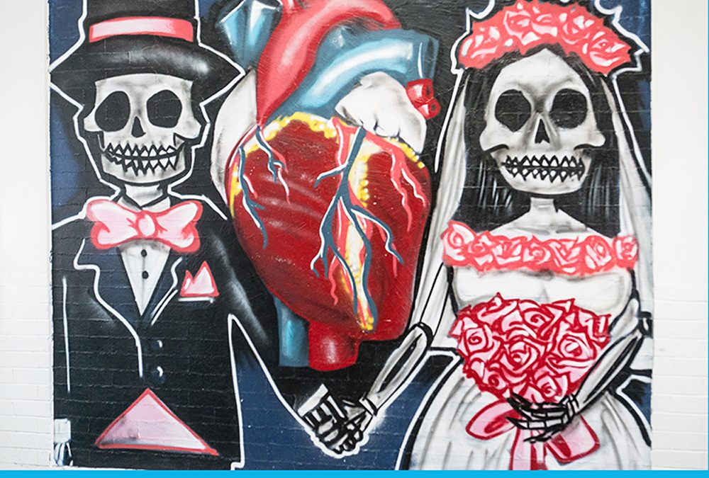 Celebrating Life through Death – Day of the Dead